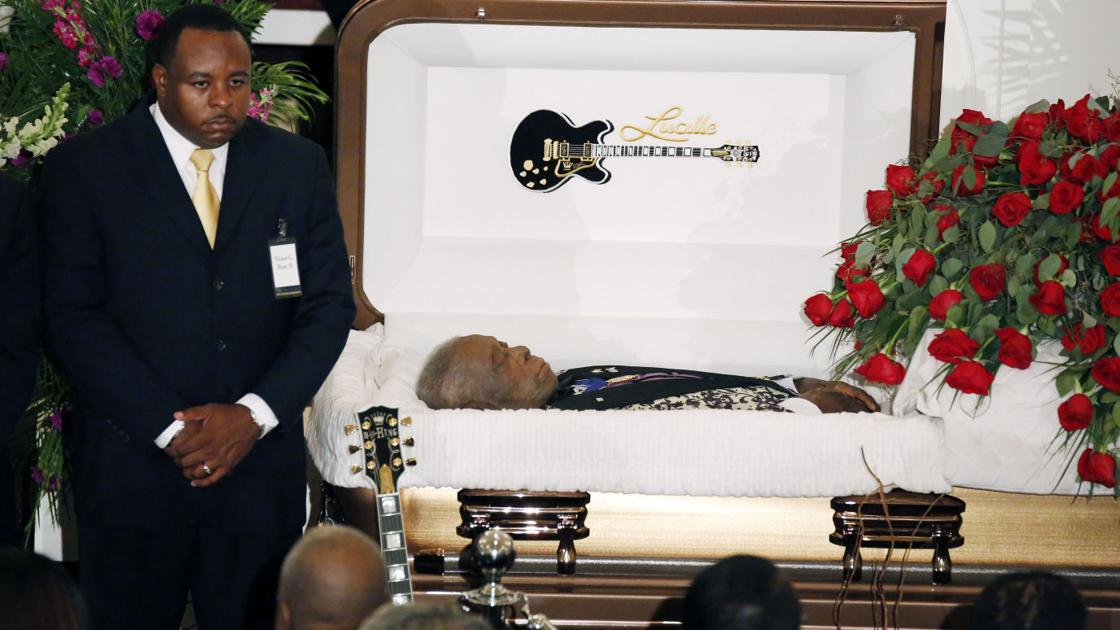 Funeral For BB King Held In Mississippi Delta Hometown