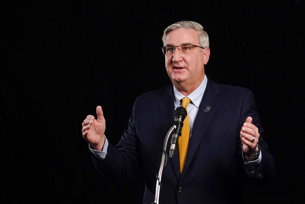 Election 2020 Indiana Governor Debate