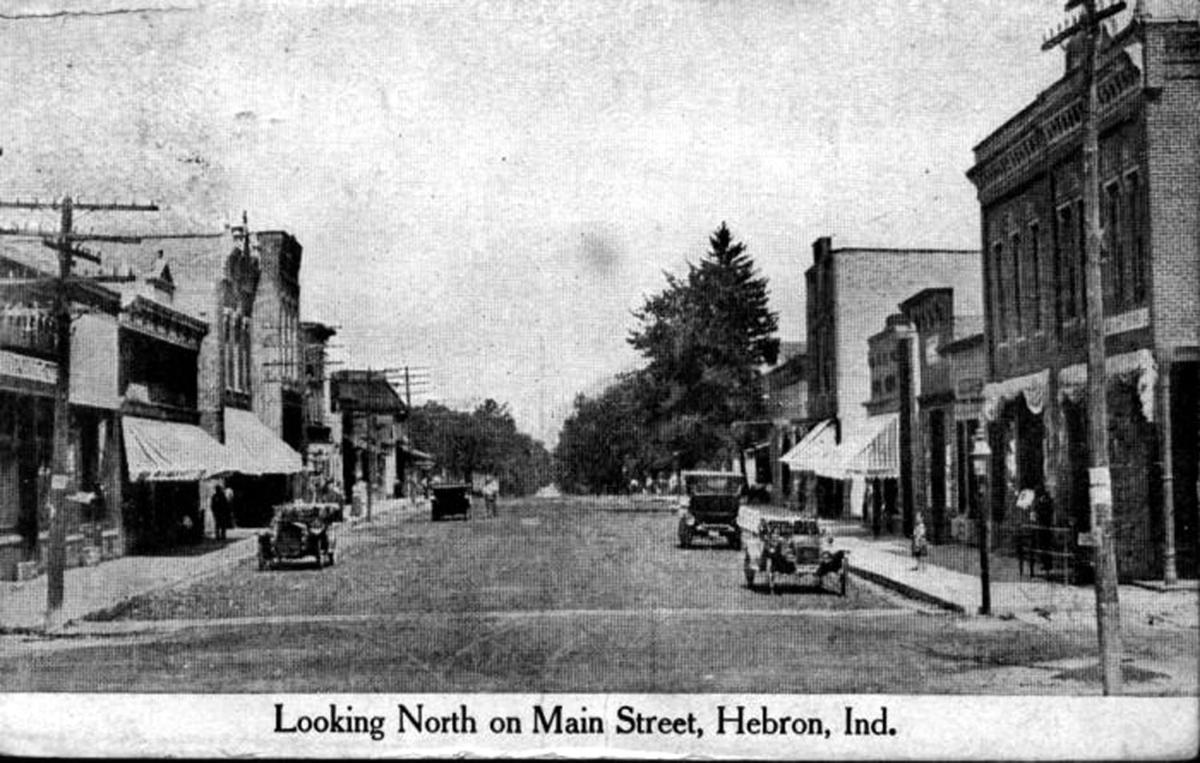 Hebron Going Strong For 125 Years Then Now Nwitimes Com