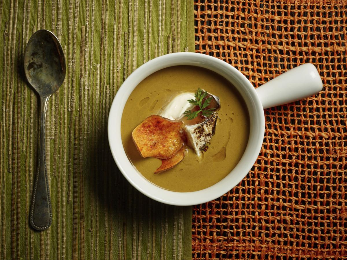 Food Culinary Institute Of America Autumn Soup
