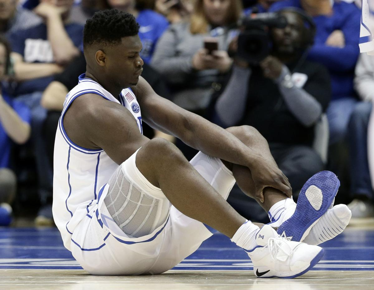 Duke Williamson Basketball