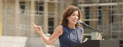 'She is acutely ready for this': Hochul prepared for call to become governor