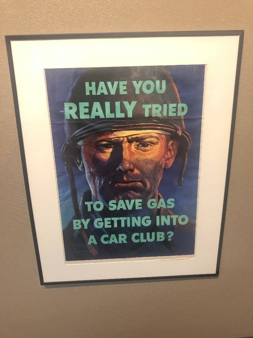 World War II propaganda posters, Calumet Region photography on display in Munster