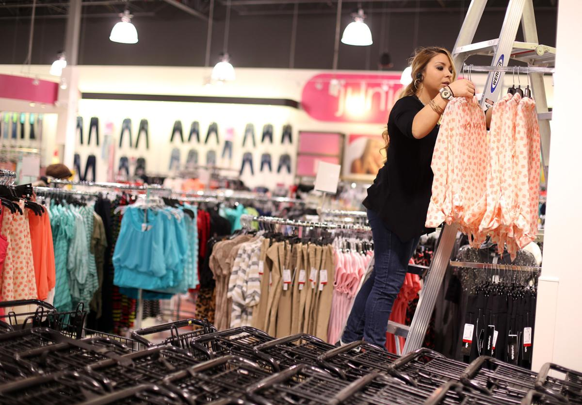 Retailpocalypse impact Gordmans