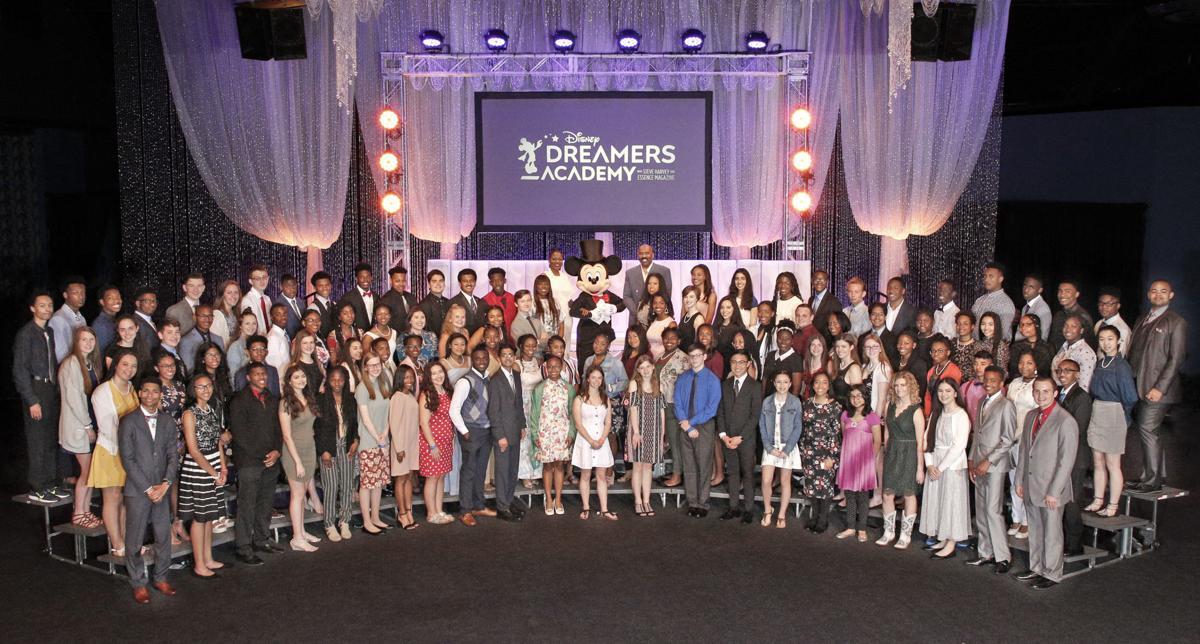 2019 Disney Dreamers Academy