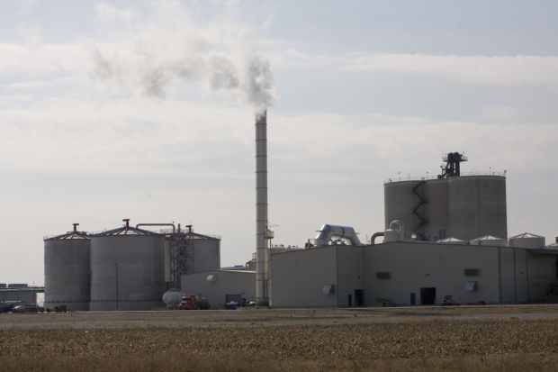 Study: Some biofuels less green than gasoline