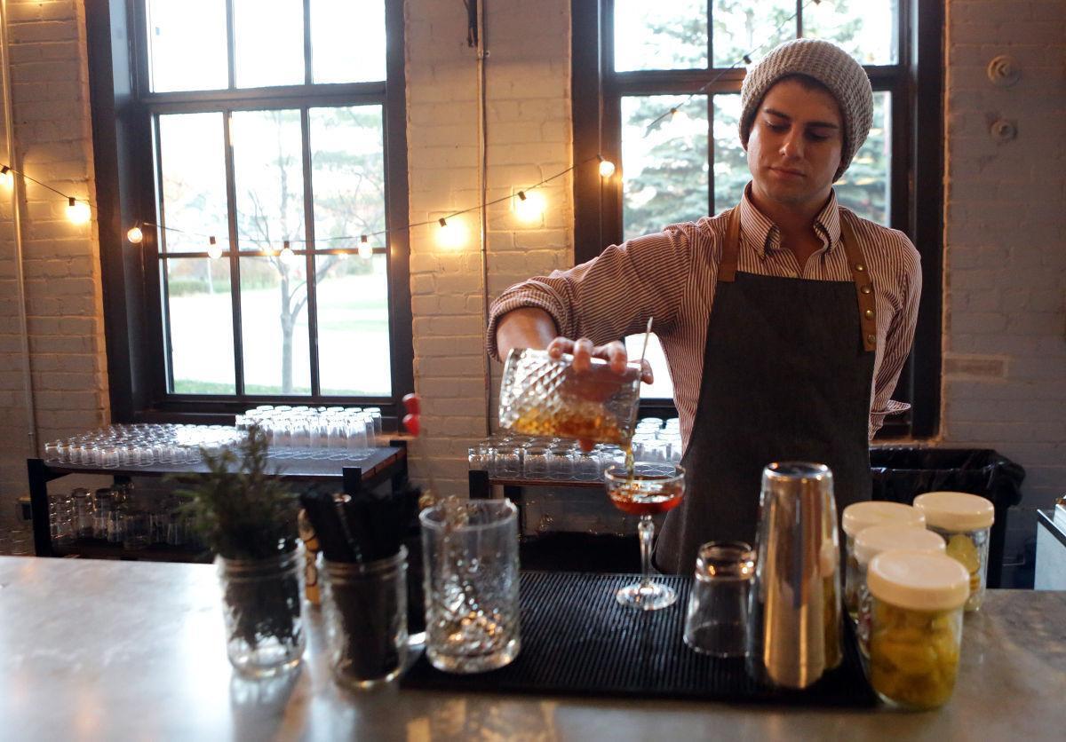 Journeyman Distillery and Staymaker restaurant