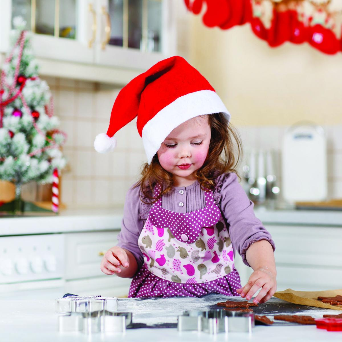 Make holiday cooking a family affair