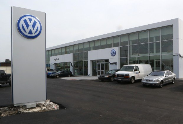 New Volkswagen Dealership Opens In Highland Northwest