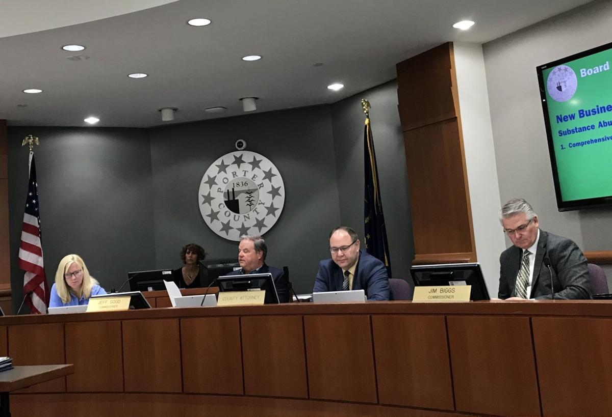 Porter County Board of Commissioners