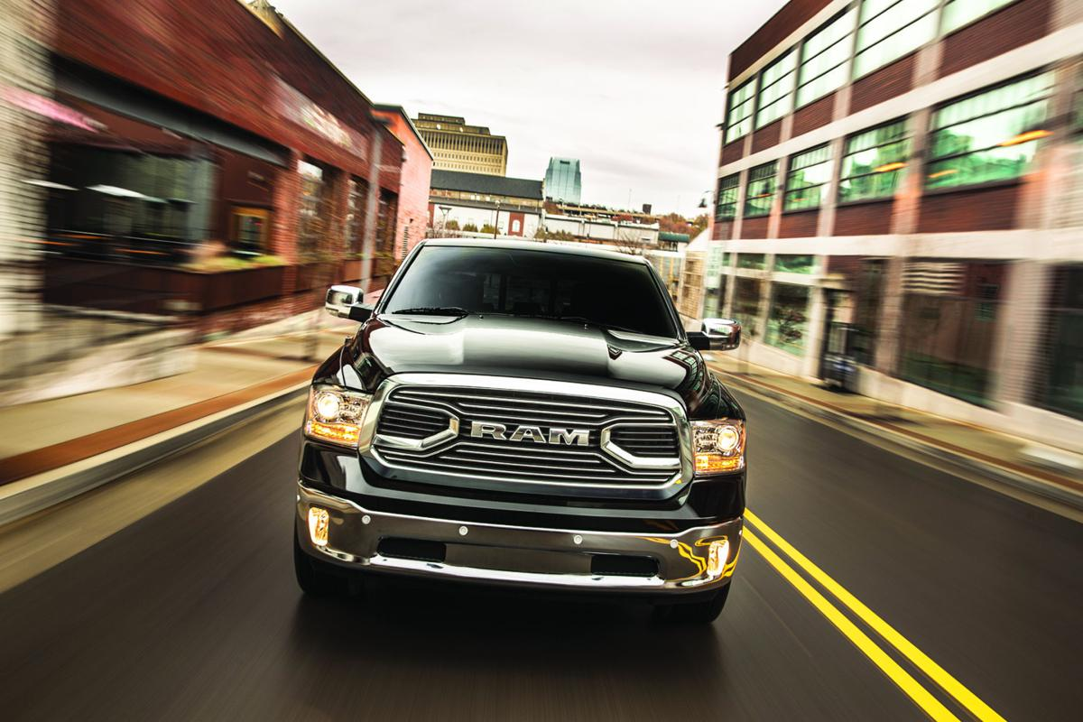 Letter to the editor of work truck more sophisticated fuel - Ram 1500 2015 Upgrades Inside And Out On The Powerful New Truck