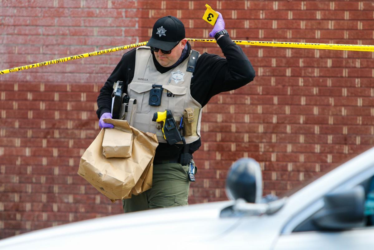 Ford Heights crime scene