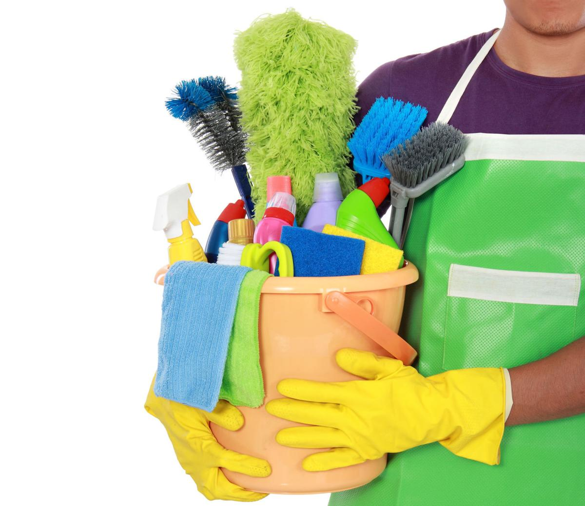 Quick home cleaning tips make chores a breeze