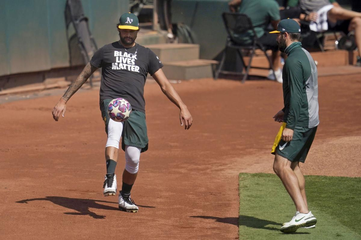Sean Manaea, Oakland Athletics