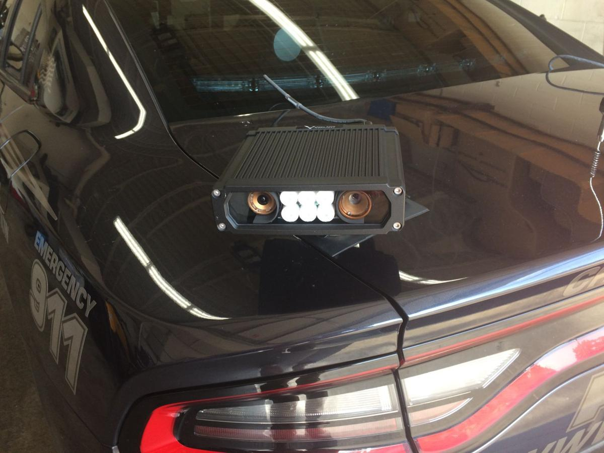 License plate readers alert police of potential crimes in real-time