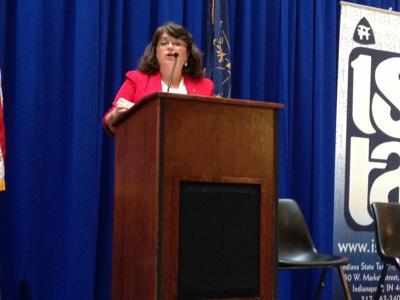 Teachers union asks Indiana lawmakers for 3 Rs: respect, recruit, retain