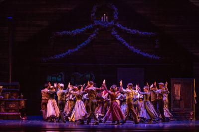 """Christopher Wheeldon's The Nutcracker"" by The Joffrey Ballet"