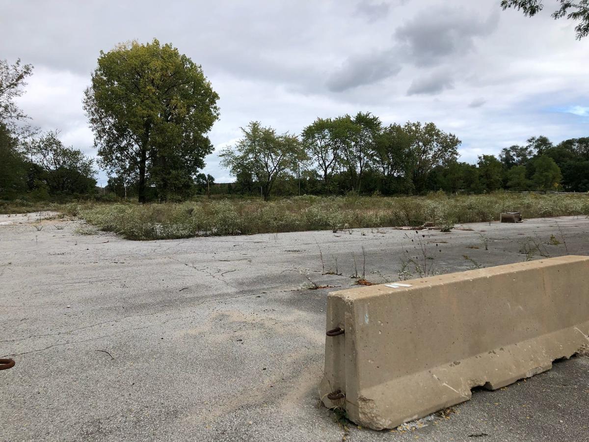 Site of new Hard Rock Casino still just a weedy lot
