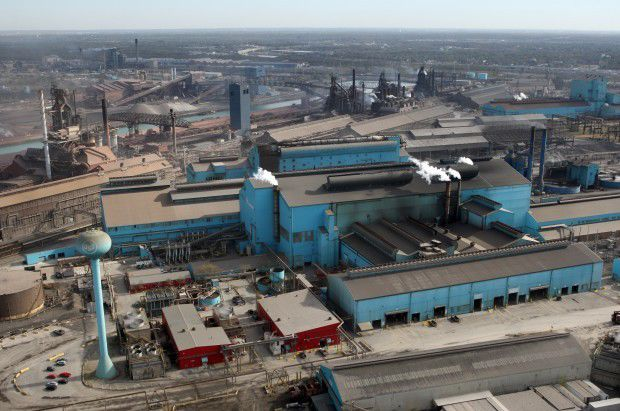 US Steel Investing In Gary Works To Restart Granite City Hot - Us steel gary works map
