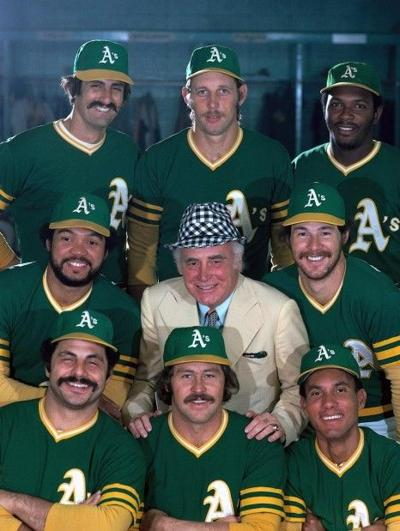 Charlie Finley and A's