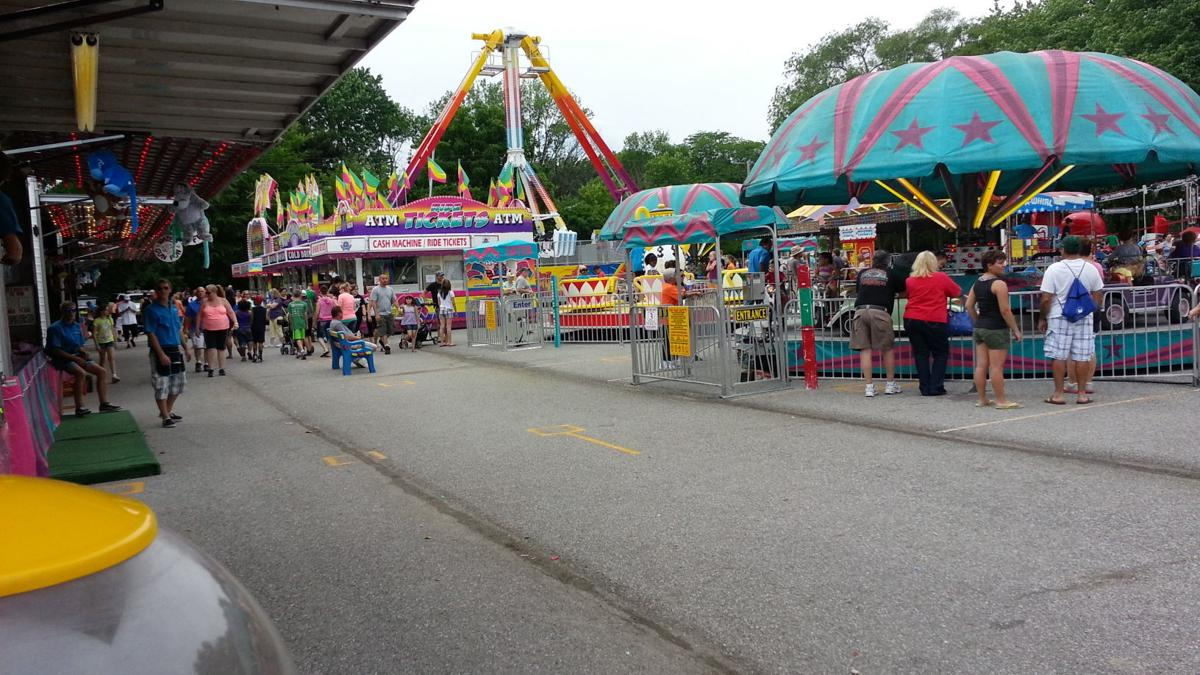 Indiana lake county dyer - Dyer Summer Fest Opens Four Day Run