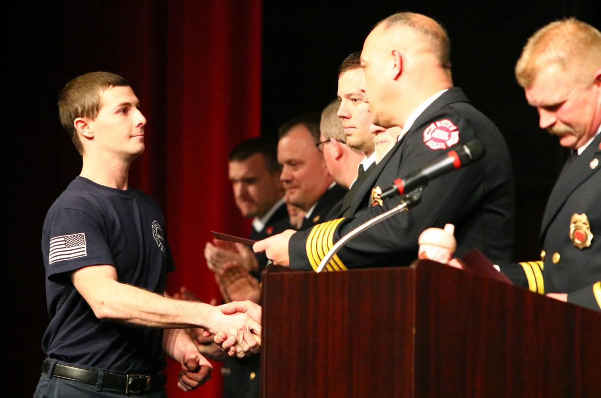IDHS District 1 Fire Academy Graduation