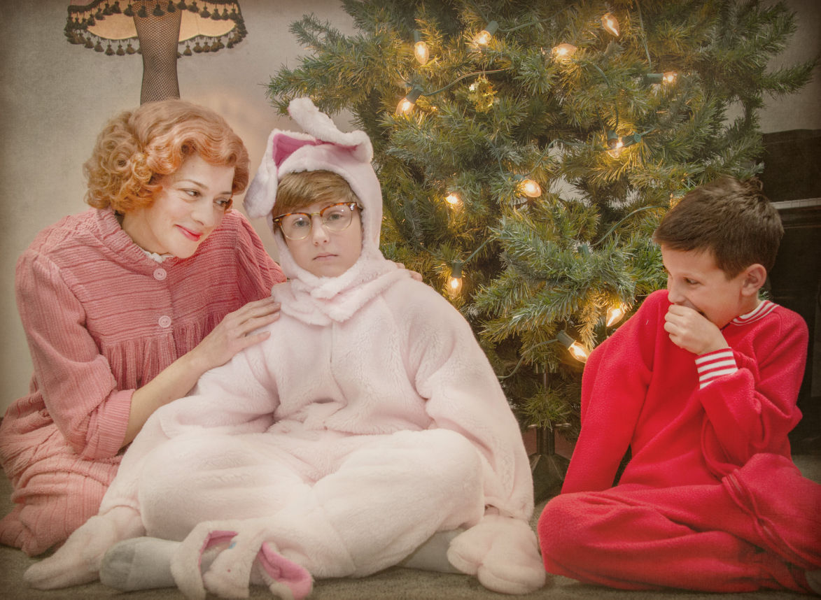 Heartwarming 'Christmas Story' lighting up TAC stage | Theatre ...