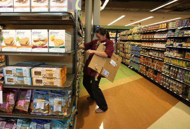 Strack & Van Til says new distributor should mean lower-priced items, more organics
