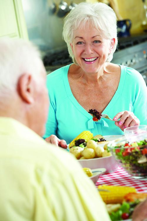 The vicious cycle of malnutrition in the senior population