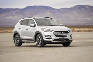 Hyundai Tucson.