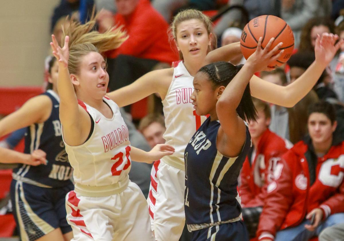 Girls basketball - Bishop Noll at Crown Point