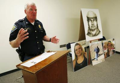 UPDATE: Witness aided in sketch of suspect in Indiana teens' deaths