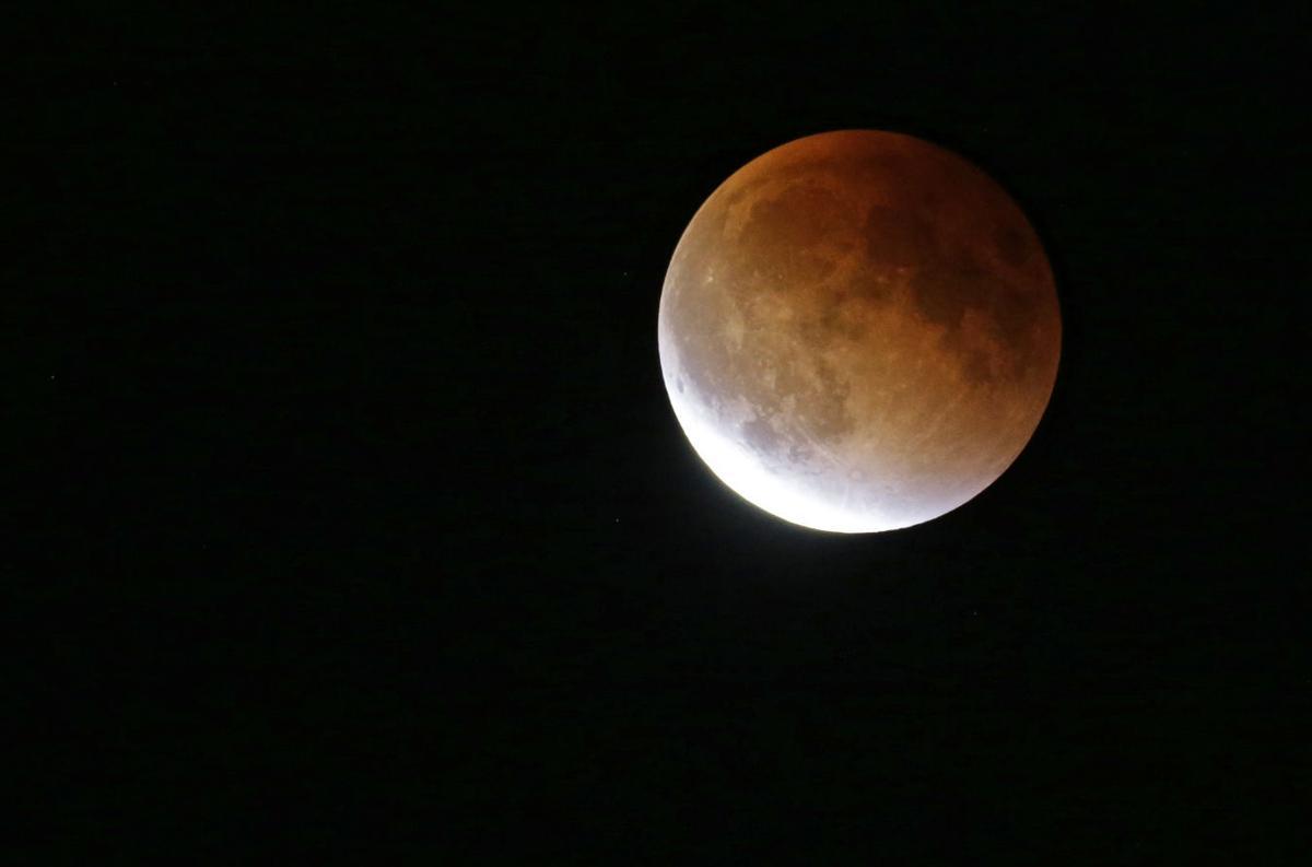 Supermoon Eclipse