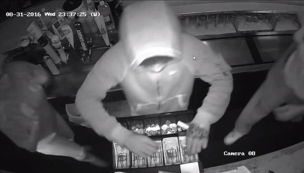 Whiting Police Seek Tips In Armed Robbery At Bar