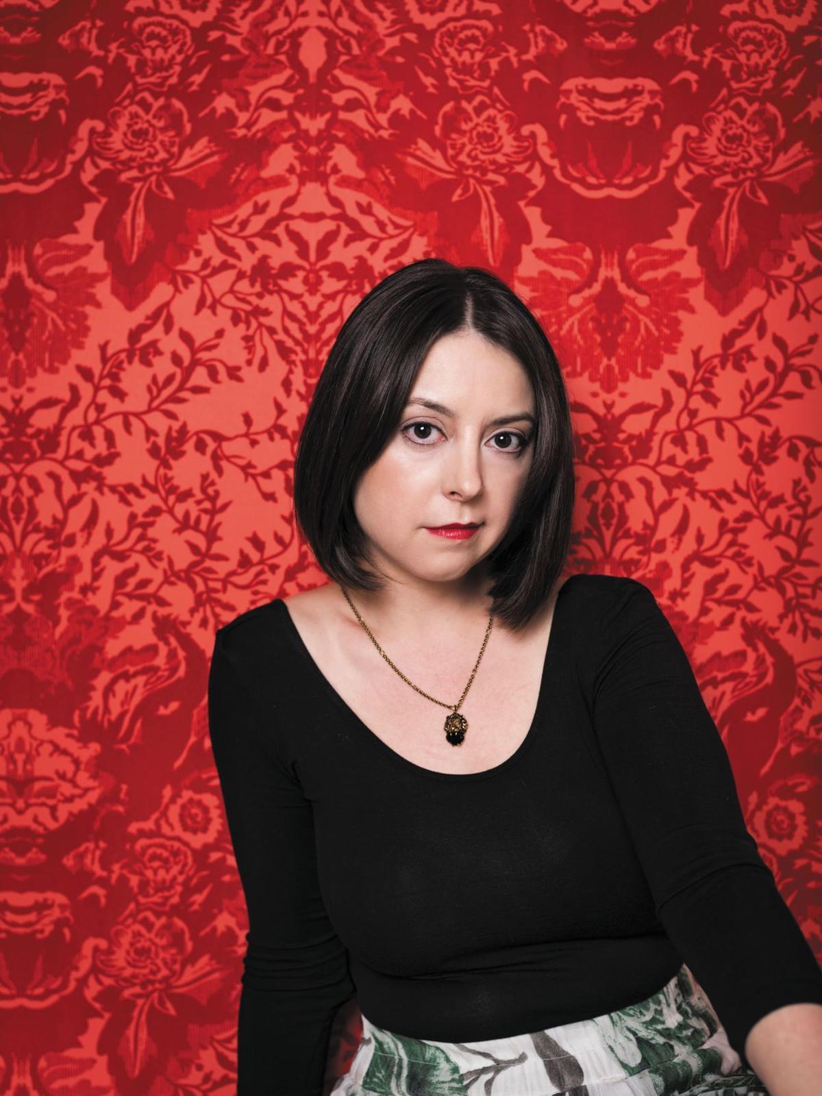 Podcast 'star' and author Karina Longworth