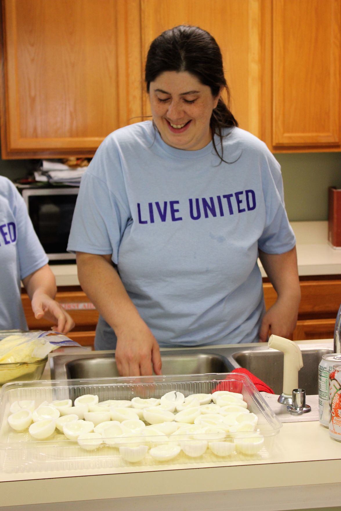 Volunteers vital to St. Anges' mission, goals