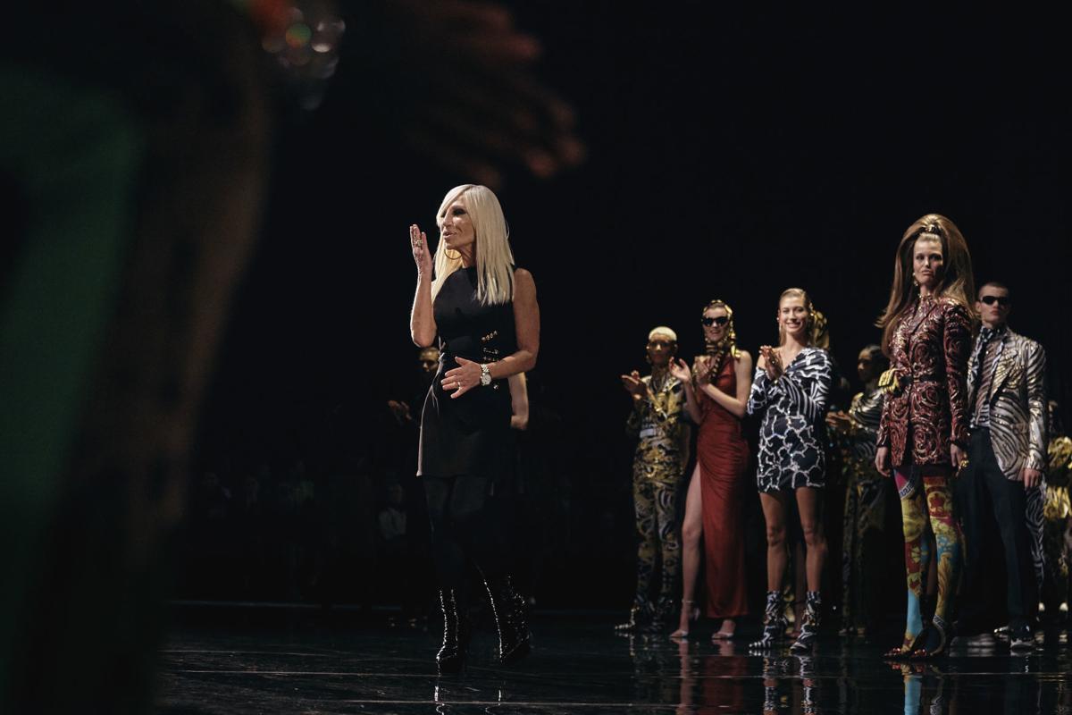 Italy Milan Fashion Week