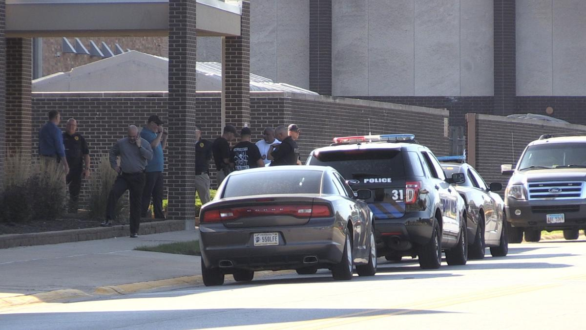 Bomb Threat at Griffith High School