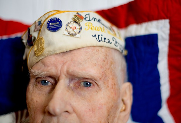 Local Pearl Harbor survivors recall infamous day