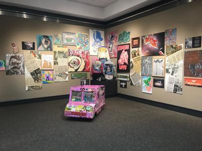 Indy Windy graffiti exhibit comes to Marshall Gardner Center