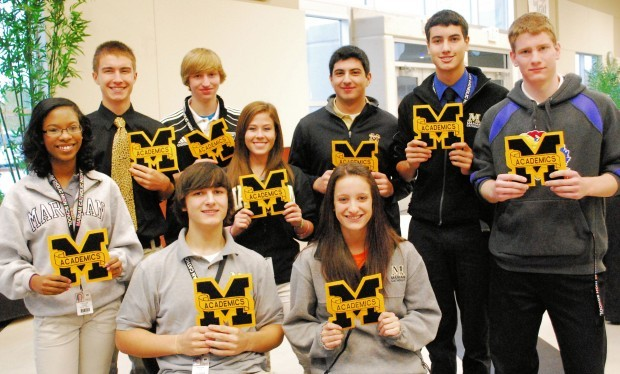 Marian awards 60 letters for academic perfection | High School