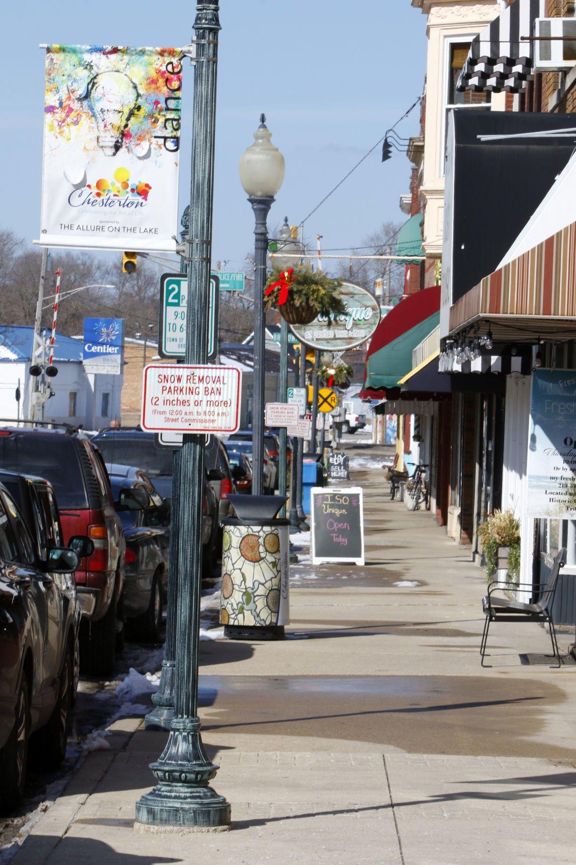 Downtown Chesterton
