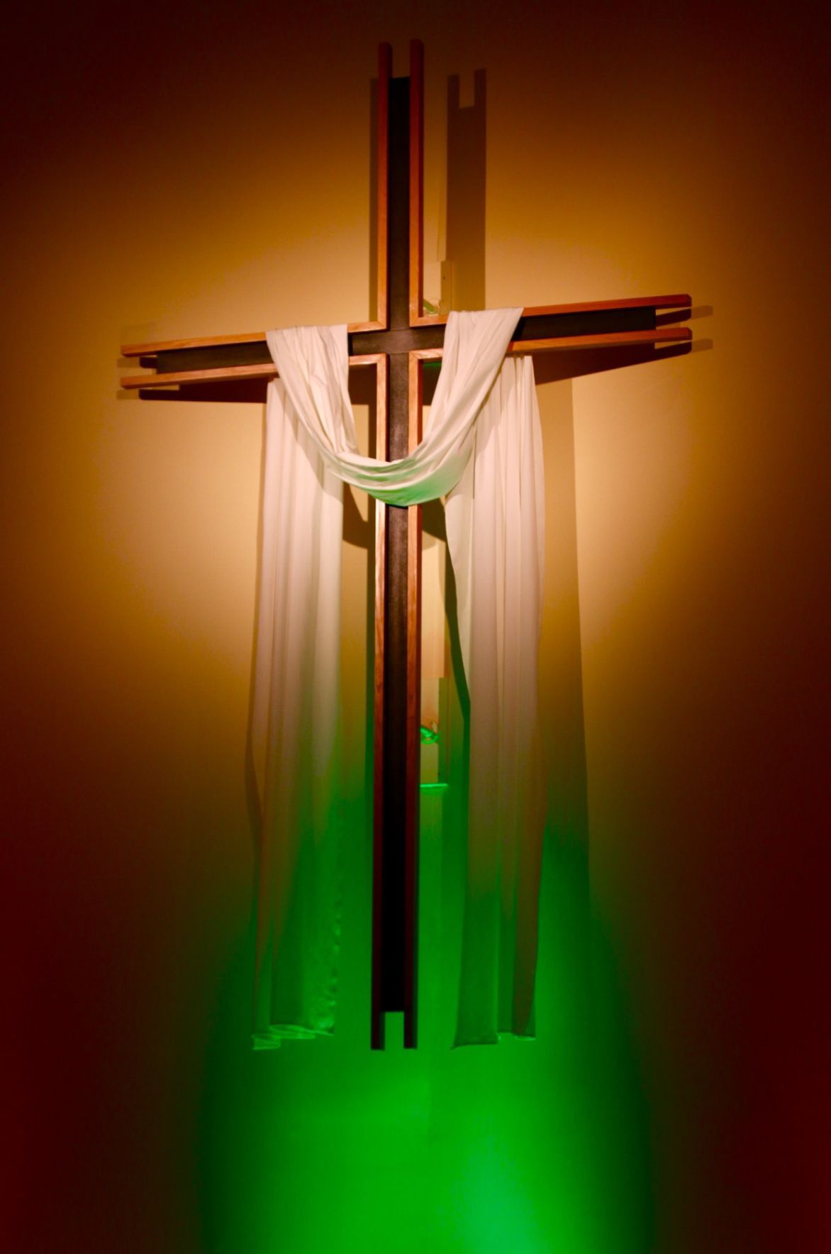 Cross at Christmas