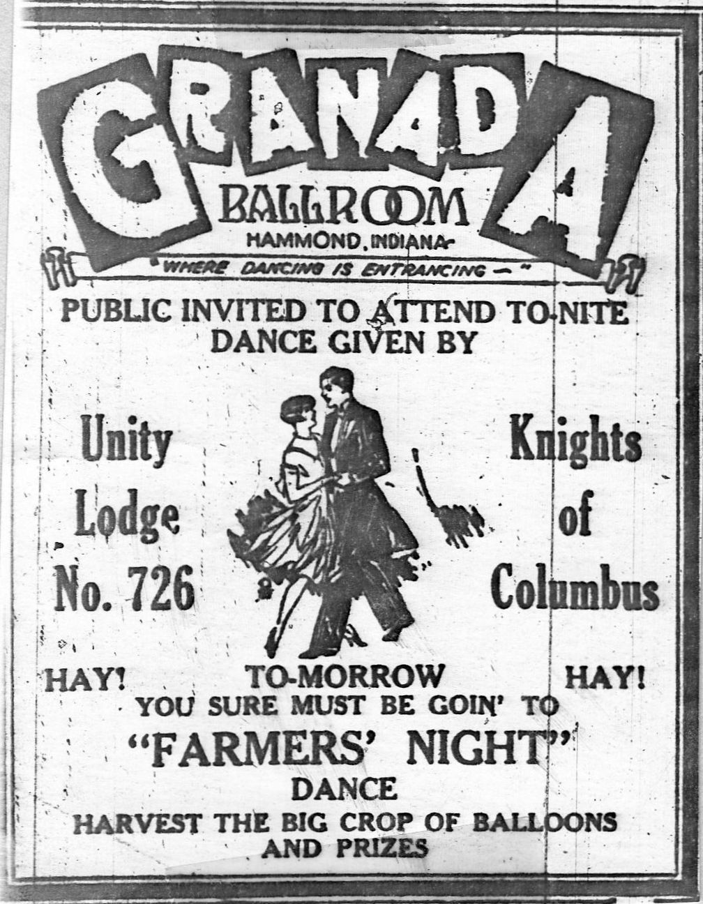 hammond s state theater went out with a bang places nwitimes Palace Theatre 1920s