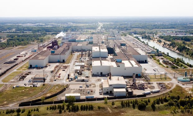 US Steel Completes Restart At Midwest Plant In Portage - Us steel gary works map