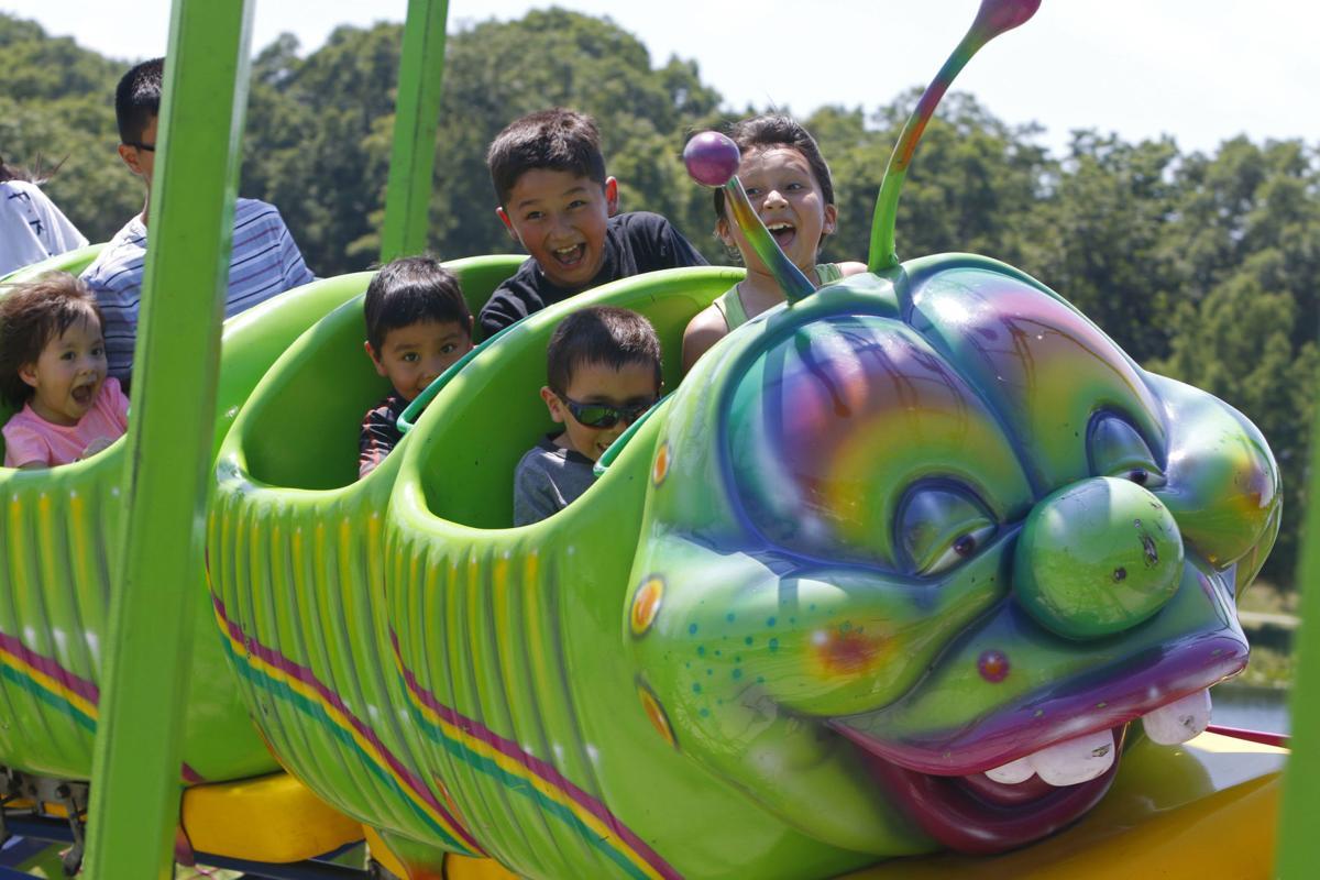 Lake County Fair - August 3