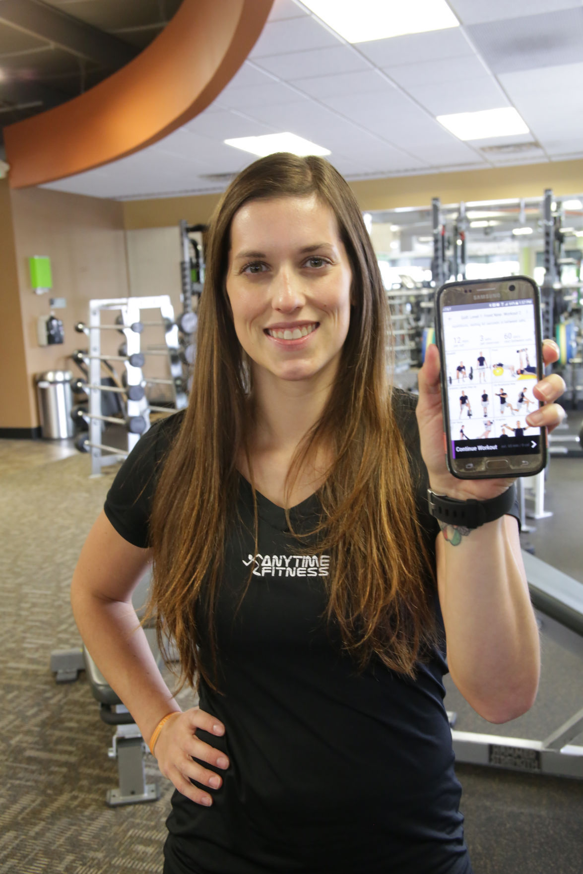 Fitness apps, growing in popularity, change the workout game