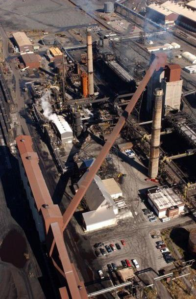 Police investigating death of steelworker at ArcelorMittal Burns Harbor