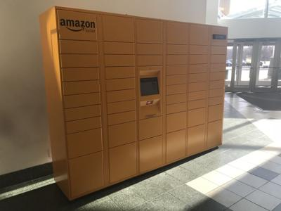 River Oaks Center gets Amazon Locker