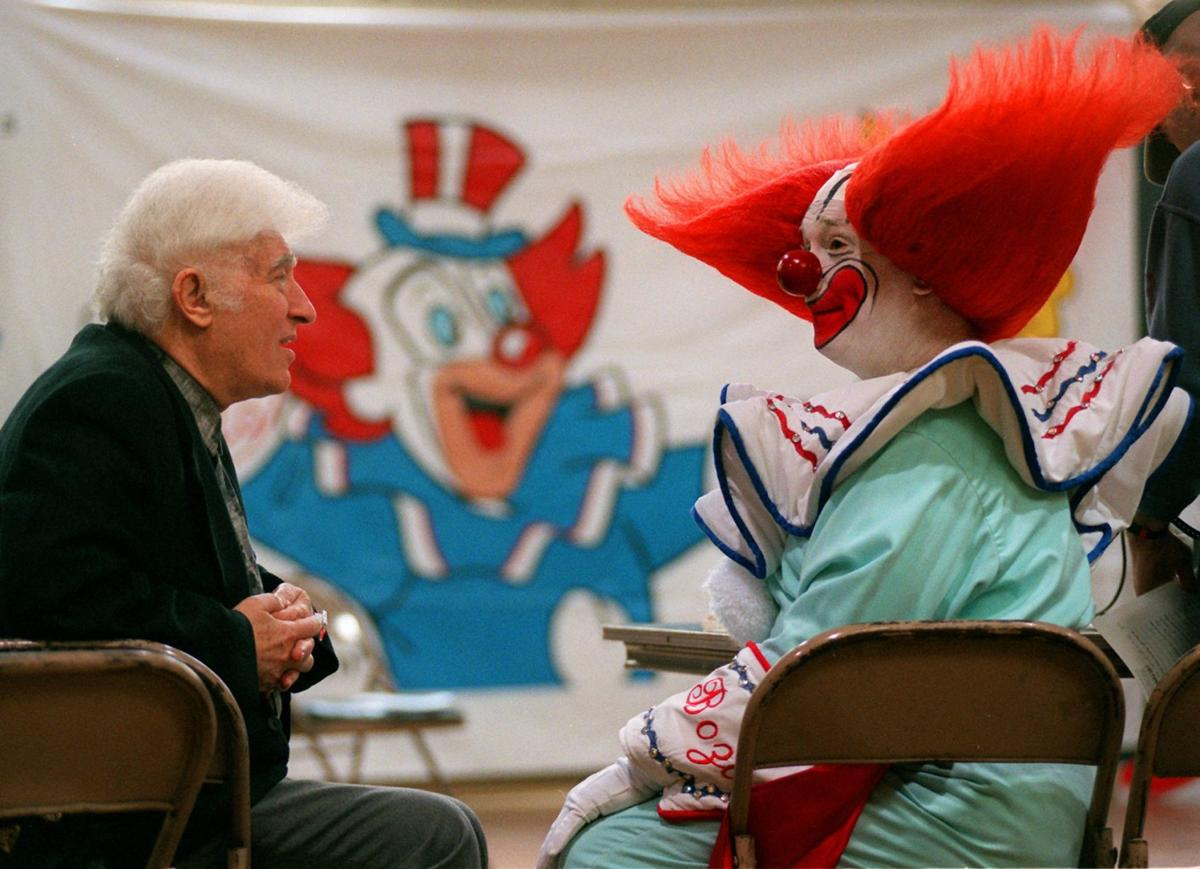 Larry Harmon Bozo The Clown